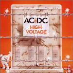 High Voltage album front cover