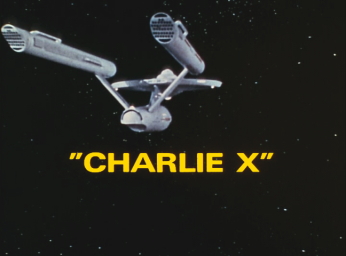 Charlie X title card