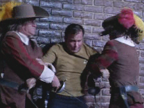 Kirk arrested