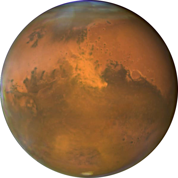 planet mars in the future - photo #7