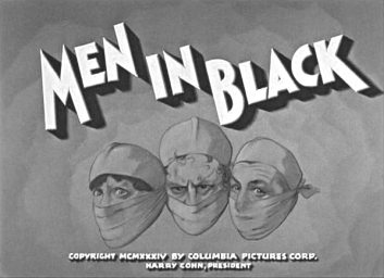 Men in Black title card
