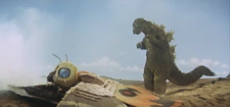 Mothra and Godzilla